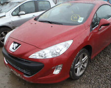 PEUGEOT 308 CC CONVERTIBLE 2.0 HDI 6 SPEED MAN 2010 4X WHEEL NUTS BREAKING/PARTS