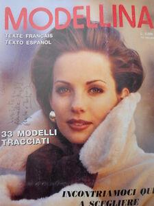 MODELLINA n°90 1993  - con cartamodelli  [M8]