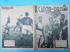1953 il calcio e il ciclismo illustrato n. 47 giampiero boniperti italy egypt gq