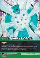 Talent caché Holo. DB-700 DBZ Carte Française