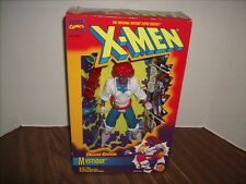 "X-Men Deluxe Edition Mystique 10"" Poseable Action Figure 1996 BRAND NEW"