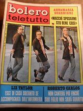 BOLERO TELETUTTO   ANNAMARIA GUARNIERI    N° 1151   MAGGIO 1969