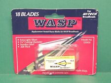 Wasp Hi-Tech XLS Broadhead Replacement Blades - #1318SS - New Pack