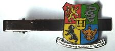 Harry Potter Uniform HOGWARTS School CREST Shield Book Tie Bar Clip