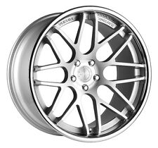 "19"" VERTINI MAGIC STAGGERED WHEELS 5X112 RIM FITS MERCEDES BENZ CL500 2002 03 04"