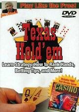 John Patrick's Play Like The Pros Texas Hold' Em New