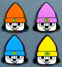 PaRappa Guitar Pick Collection;  (Special Color Group) Rare Guitar Picks