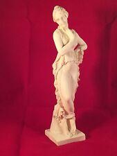 Roman Woman Girl Princess Sculpture Home Decor
