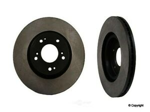 Disc Brake Rotor-Original Performance Front WD Express 405 37057 501
