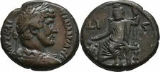Tetradrachme 131 Ägypten Alexandria Hadrian, 117-138, Serapis #MUI103