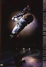 Michael Jackson - Live At Wembley July 16, 1988 DVD EPIC/LEGACY