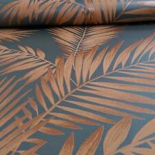NEW ARTHOUSE ARDITA LEAF PATTERN FLORAL MOTIF METALLIC LEAVES WALLPAPER 673000