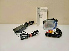 Canon Camcorder DC210 Digital Video Camera W/  Charger - Tested
