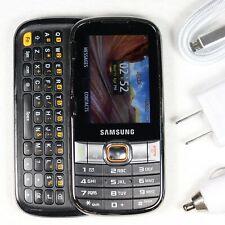 Samsung Montage (Sprint) SPH-M390 Slider QWERTY Keyboard Phone 3G - Silver