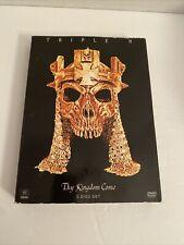 New listing WWE: Triple H - Thy Kingdom Come (DVD, 2013, 3-Disc Set) Wrestling, WWF