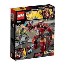 Lego Marvel Superhéroes Avengers Hulkbuster Misión de rescate 76031