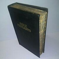 Rare 1924 Bible Footlights by Southern Publishing 1st Edition Excellent Cond