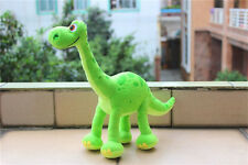 "New The Good Dinosaur Movie Arlo Green 20CM  8"" Soft Plush Kids Toy Doll Gift"