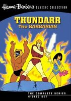 Thundarr the Barbarian: The Complete Series (4 Disc) DVD NEW