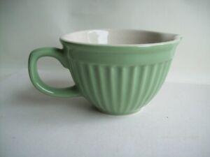 Mynte grün kleine Rührschüssel Ib Laursen Muffinschale 2098 22 green