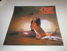 Ozzy Osbourne Sticker New 2007 Vintage Oop Rare Collectible Black Sabbath
