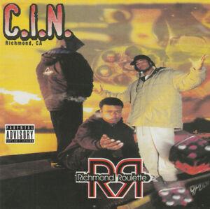 "C.I.N. ""RICHMOND ROULETTE"" (NEW CD)"