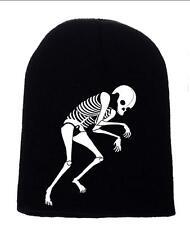 Esqueleto Gorro Regalo De Motorista