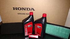 Honda EU7000 EU7000I Generator Tune Up service oil change filter Kit