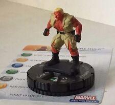 HeroClix Incredible Hulk #100  A.I.MARINE HULK  BRICK RARE  MARVEL