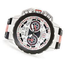 NEW Invicta 20489 Reserve Nitro Swiss Made Quartz Chronograph Strap Watch