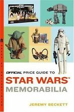 Official Price Guide to Star Wars Memorabilia-ExLibrary
