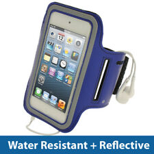 Azul Antideslizante Sports Armband Para Apple Ipod Touch 6th 5ª generación Itouch Gimnasio