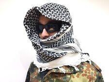 Five 100% Woven Cotton Military Shemagh Headscarf Keffiyeh Veil Tactical Wrap 5