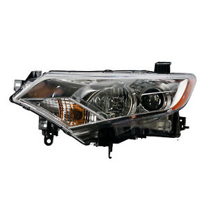 NEW Head Light for 2012-2017 Nissan Quest NI2502237OE
