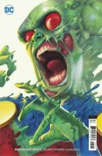 MARTIAN MANHUNTER #2 (OF 12) VARIANT EDITION COVER DC COMICS 2019
