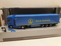 Actros 11   Nord Schrott GmbH   24941 Flensburg   SCHUBBODEN Auflieger   936583