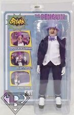 "THE PENGUIN DC Batman Classic 1966 TV Series 8"" inch Retro Figure Series 2 2014"