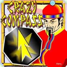 Crazy Compass  - Der chinesische Kompass mit dem richtigen Dreh -  (00044)