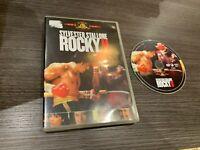 Rocky II DVD Sylvester Stallone