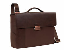 Piquadro PQ7 Brown Slim Briefcase, organized, one compartment CA1620PQ/M