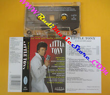 MC LITTLE TONY Le mie piu' belle canzoni 1996 italy JOKER 22036 no cd lp dvd vhs