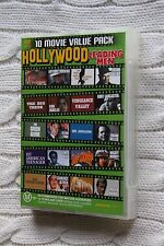 Hollywood Leading Men: 10 Movie Value Pack (DVD, 4 disc), Like new, free post