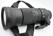 Sigma 150-600 mm F5-6.3 OS HSM DG (lente contemporanea) C Per Fotocamere Canon