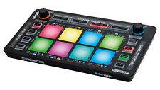 ,RELOOP NEON Pad Controller for Serato DJ 8x Touch Drum Pads RGB USB bus-powered