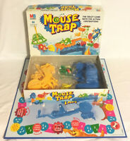 Mouse Trap Board Game 1999 MB Milton Bradley Vintage 98% Complete