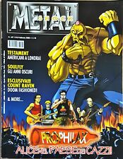 Metal Shock 447/2006 Profhilax Testament Soulfly Count Raven