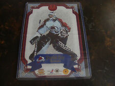 "1997-98 Pacific Omega Hockey--Silks---Patrick Roy---Card #4---3 1/2"" x 5""---Mint"