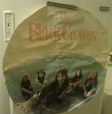 Black Crowes Poster Rock 1991 Record Store Promo Collectable Display