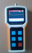 Handheld colorful LCD display TDR Cable Fault Locator 2KM No test dead zone