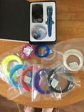 3D Printer Pen Plus 8 Colours!